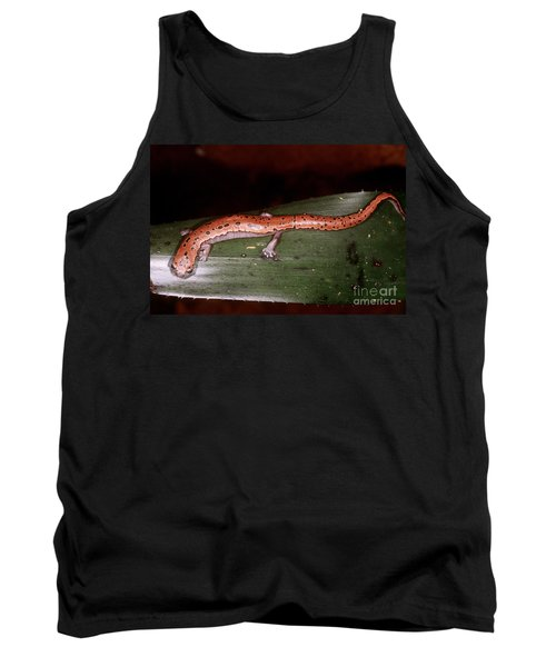 Mexican Palm Salamander Tank Top