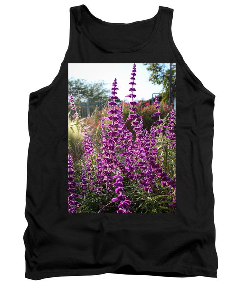 Mexican Sage Tank Top