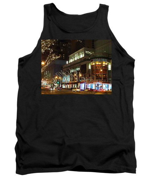 Michigan Avenue  Tank Top