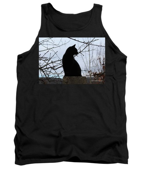 Tank Top featuring the photograph Midi 1 by Wilhelm Hufnagl