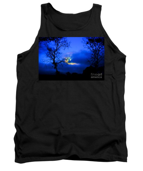 Midnight Clouds Tank Top by Blair Stuart
