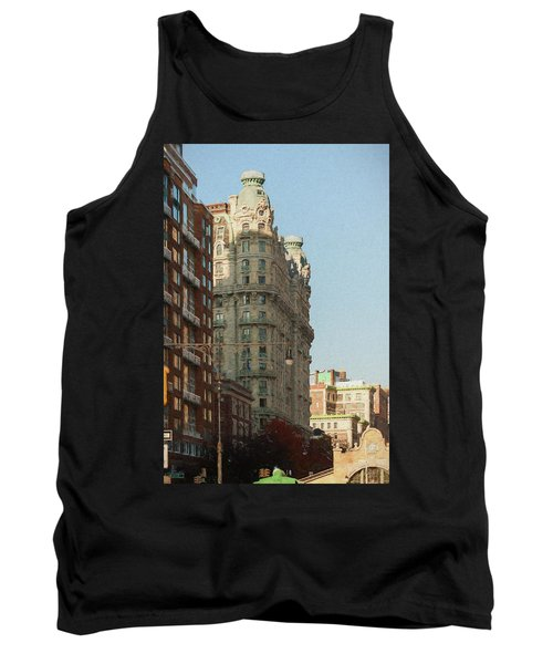 Midtown Manhattan Apartments Tank Top