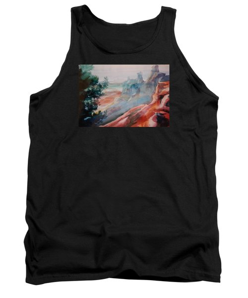 Mighty Canyon Tank Top by Becky Chappell