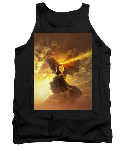 Mighty Dragon Tank Top