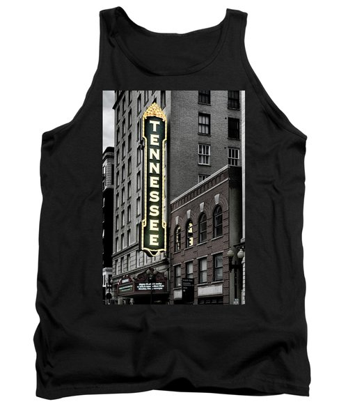 Mighty Tennessee Tank Top