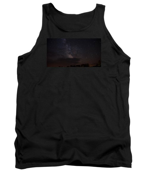 Milky Way Tank Top by Gary Wightman