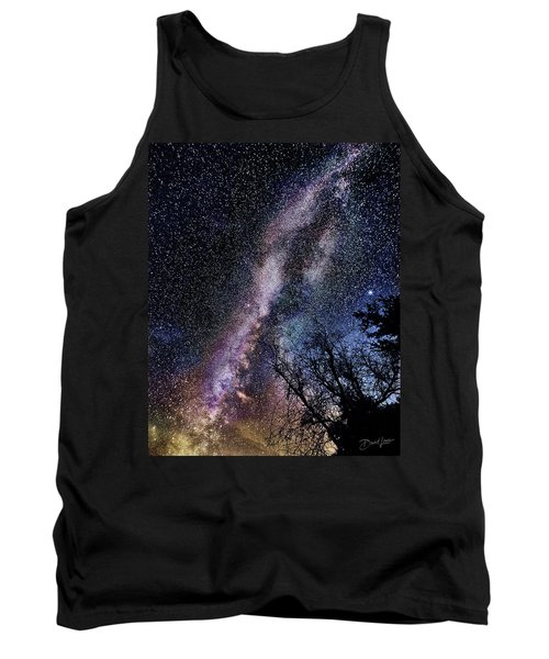 Milky Way Splendor Tank Top