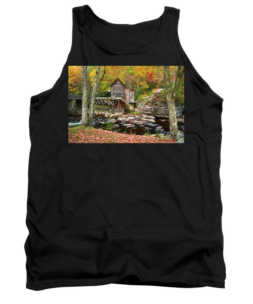 Mill At Babcock State Park Tank Top