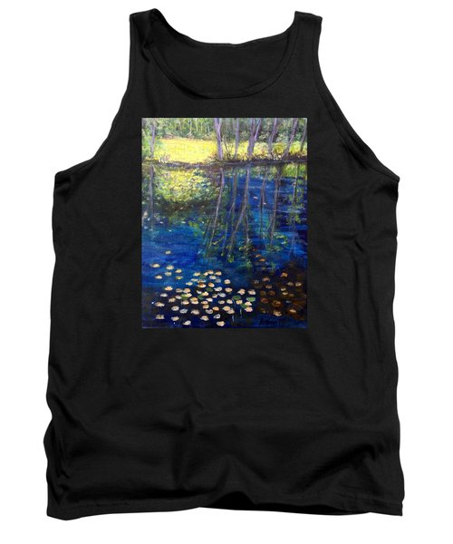 Mill Brook Kingston N H Tank Top