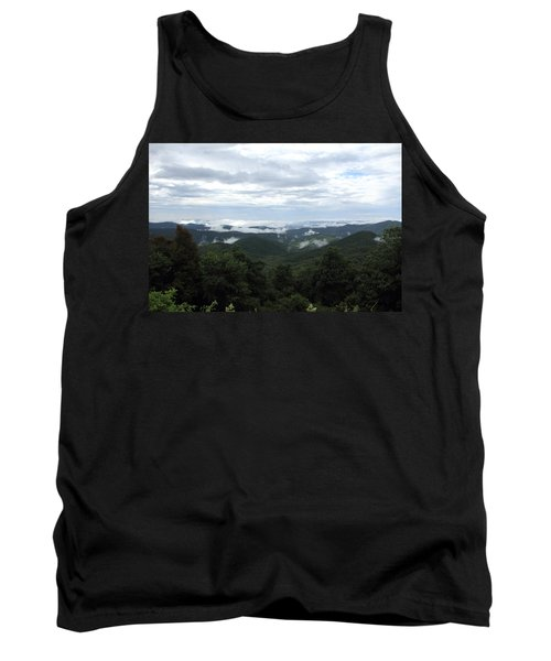 Mills River Valley View Tank Top