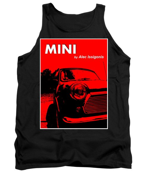 Tank Top featuring the photograph Mini by Richard Reeve