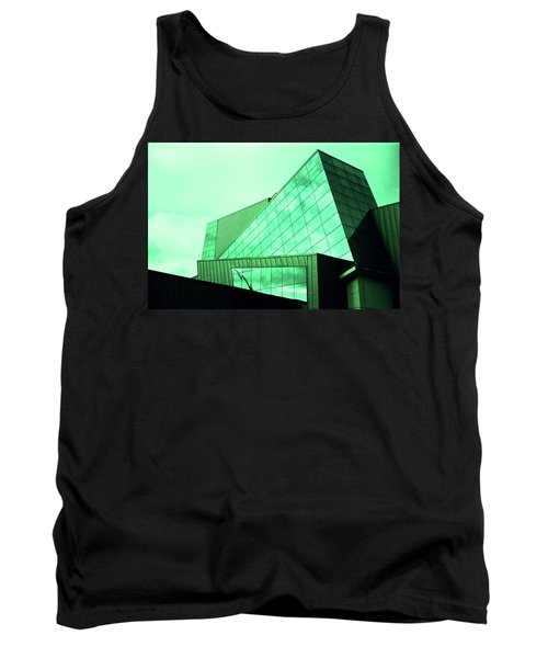 Mirror Building 3 Tank Top