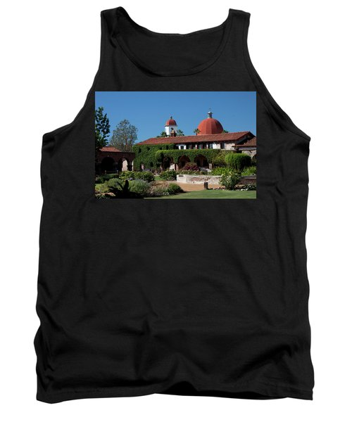 Mission Basilica Tank Top