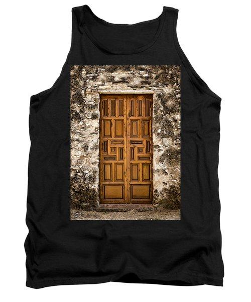 Mission Concepcion Door #3 Tank Top