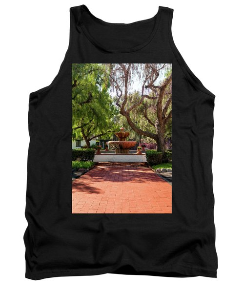 Mission Fountain Tank Top