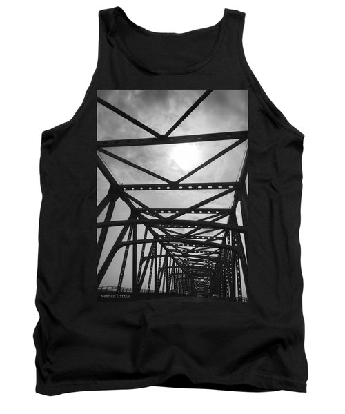 Mississippi River Bridge Tank Top