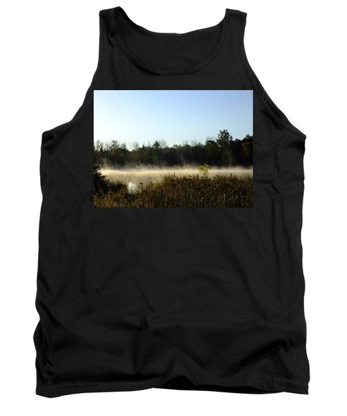 Mists On The Welland Tank Top