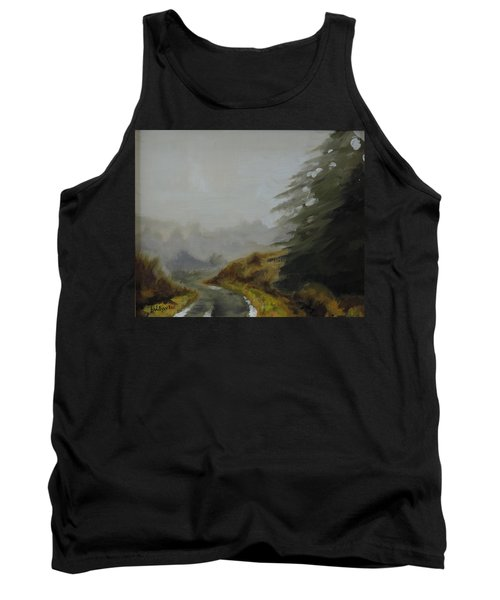 Misty Morning, Benevenagh Tank Top