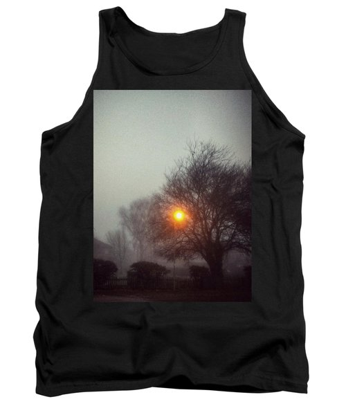 Misty Morning Tank Top by Persephone Artworks