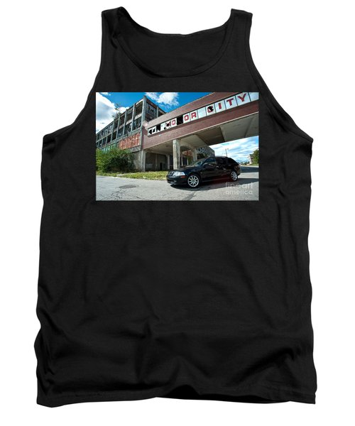 Mo Or City Tank Top