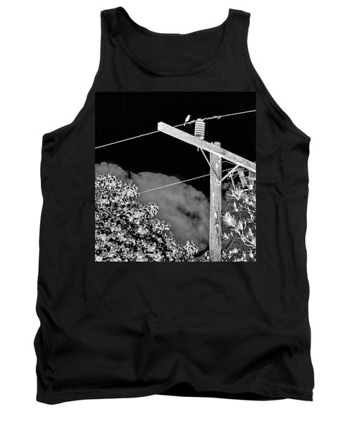 Mockingbird On A Wire Tank Top