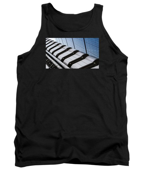 Lloyds Building Bank In London Tank Top by John Williams