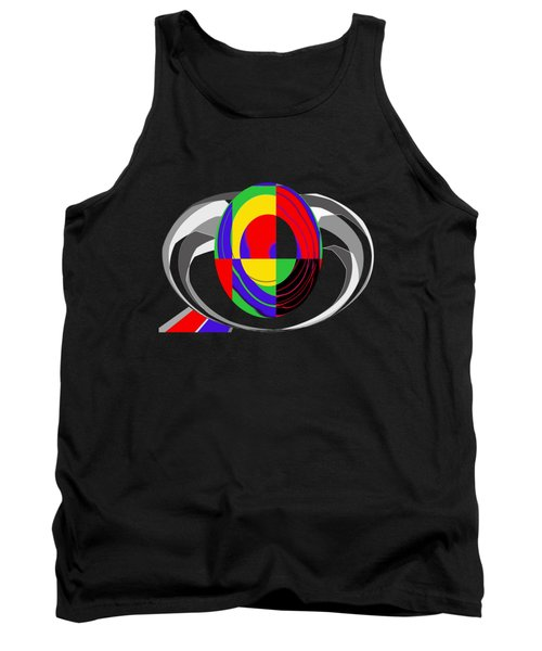 Modern Egg Tank Top by Methune Hively