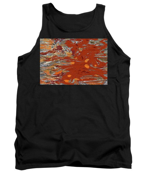 Molten Earth Tank Top