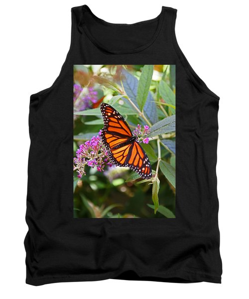Monarch Butterfly 2 Tank Top