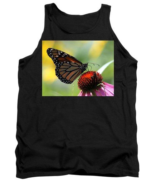 Monarch Butterfly Stony Brook New York Tank Top by Bob Savage