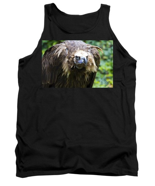 Monk Vulture 3 Tank Top