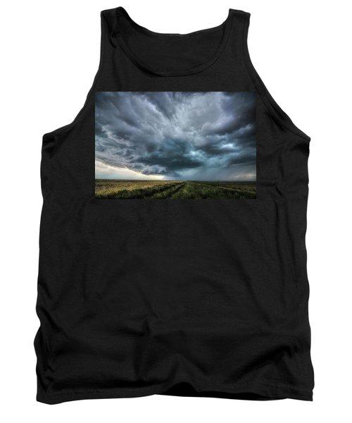 Montana Thunderstorm Tank Top