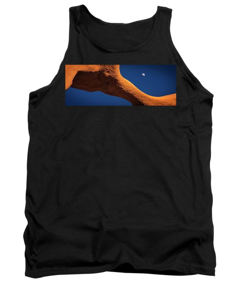 Tank Top featuring the photograph Moon Dance by Edgars Erglis