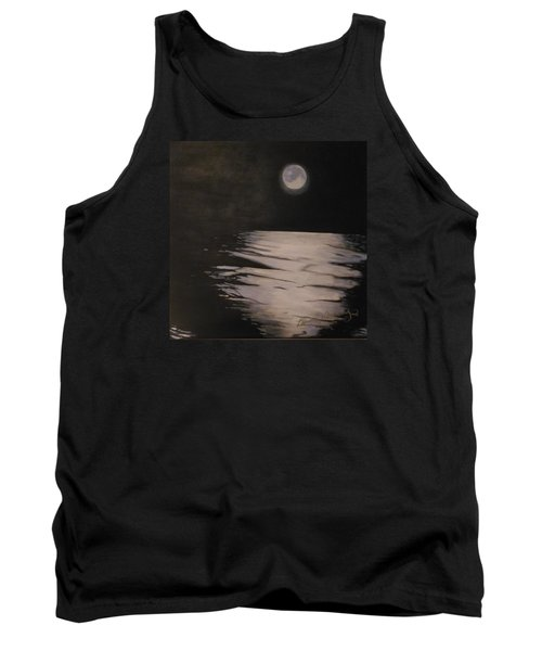 Moon Over The Wedge Tank Top