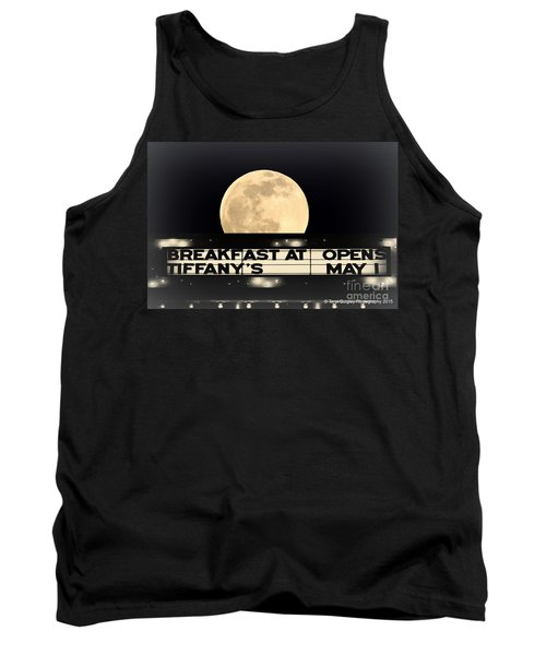 Moon Over Tiffany's Tank Top