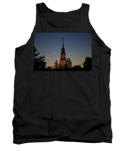 Moon, Venus, And Miller Tower Tank Top