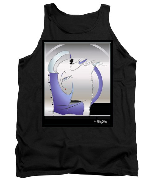 Moonlight Becomes You Tank Top