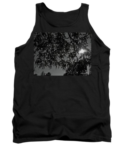 Tank Top featuring the photograph Moonlight by Betty Northcutt