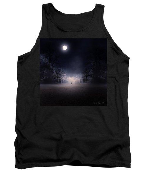 Moonlight Journey Tank Top by Lourry Legarde