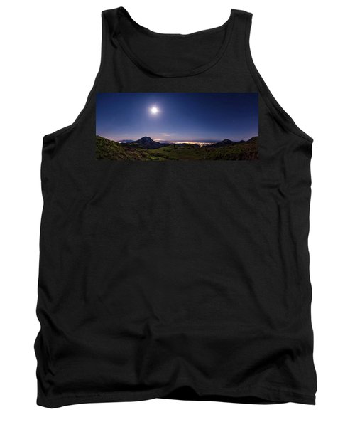 Moonlight Panorama Tank Top