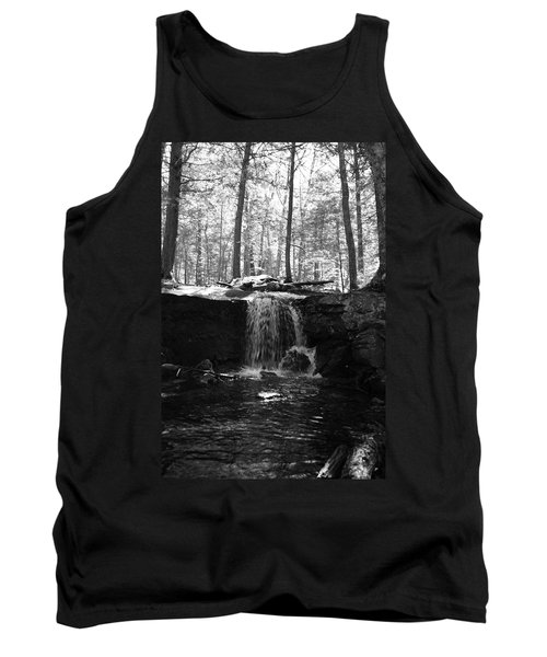 Moonlight Waterfall Tank Top