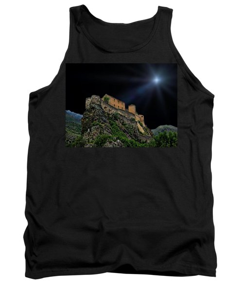 Moonlit Castle Tank Top