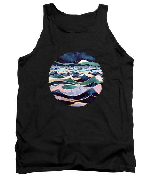 Moonlit Ocean Tank Top