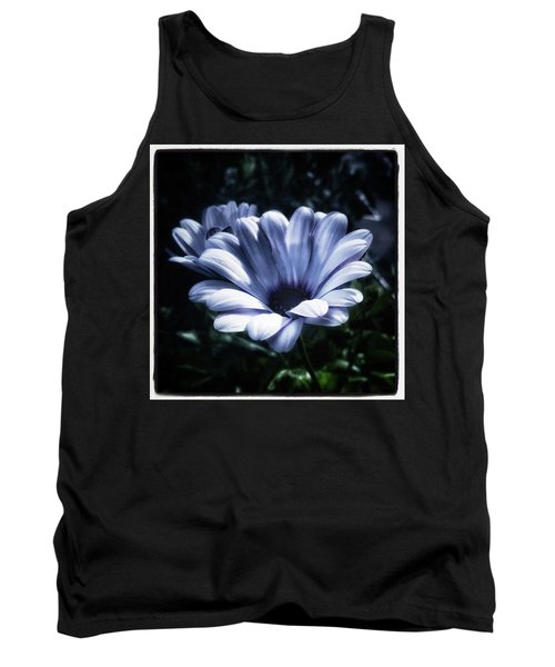 Tank Top featuring the photograph Moonlit Petals. From The Beautiful by Mr Photojimsf