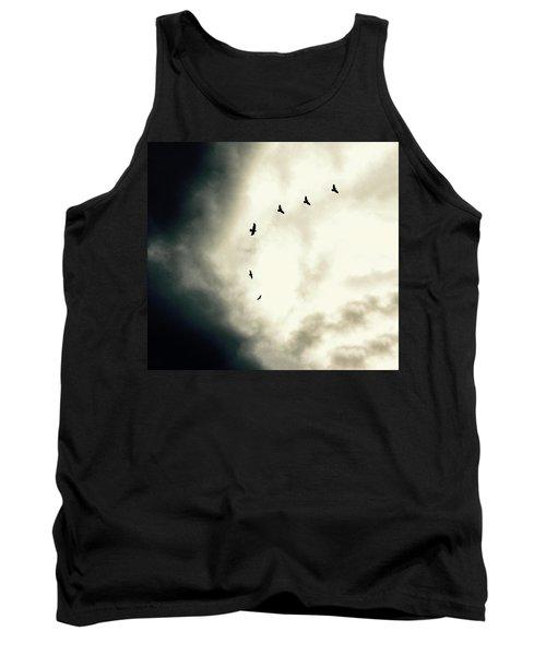 Big Sky Crows Tank Top