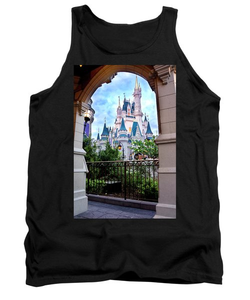 Tank Top featuring the photograph More Magic by Greg Fortier