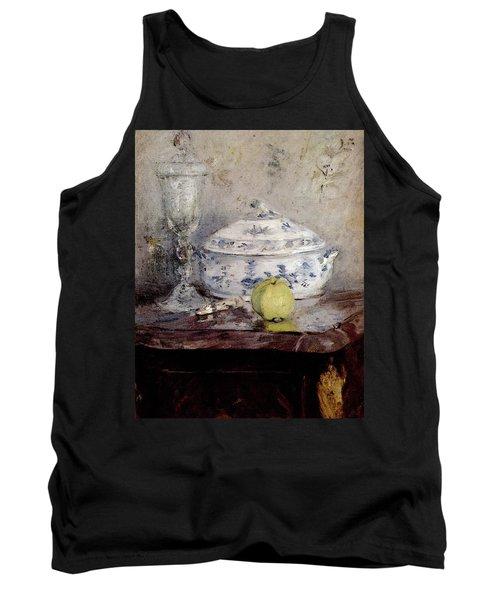 Morisot Berthe Tureen And Apple Tank Top
