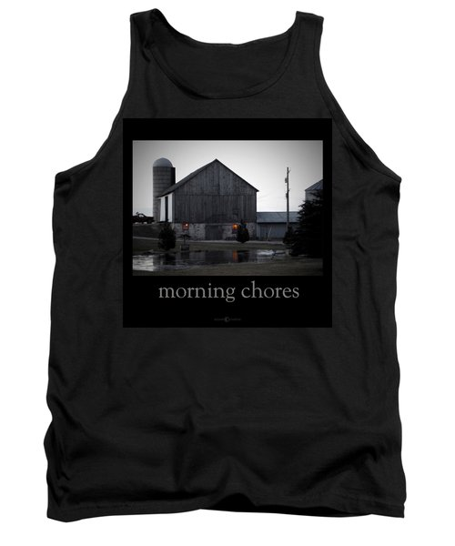 Morning Chores Tank Top