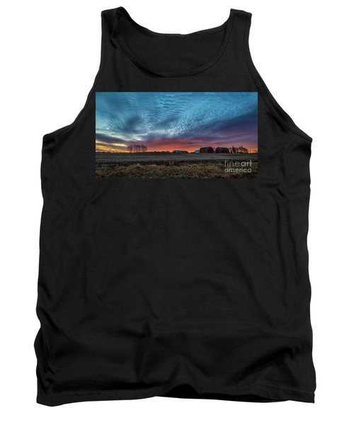 Morning Color Tank Top