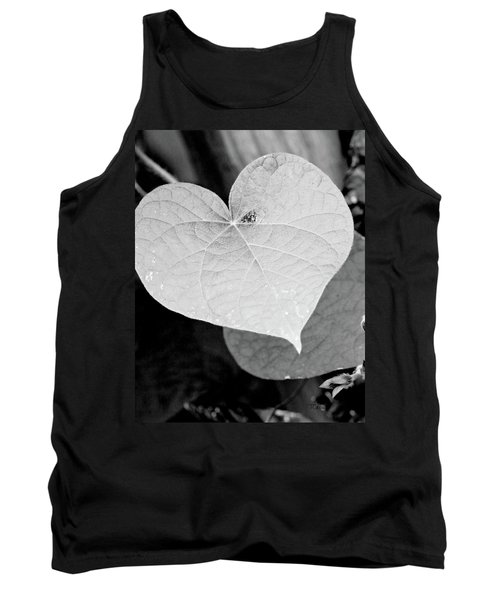 Morning Glory Heart Tank Top